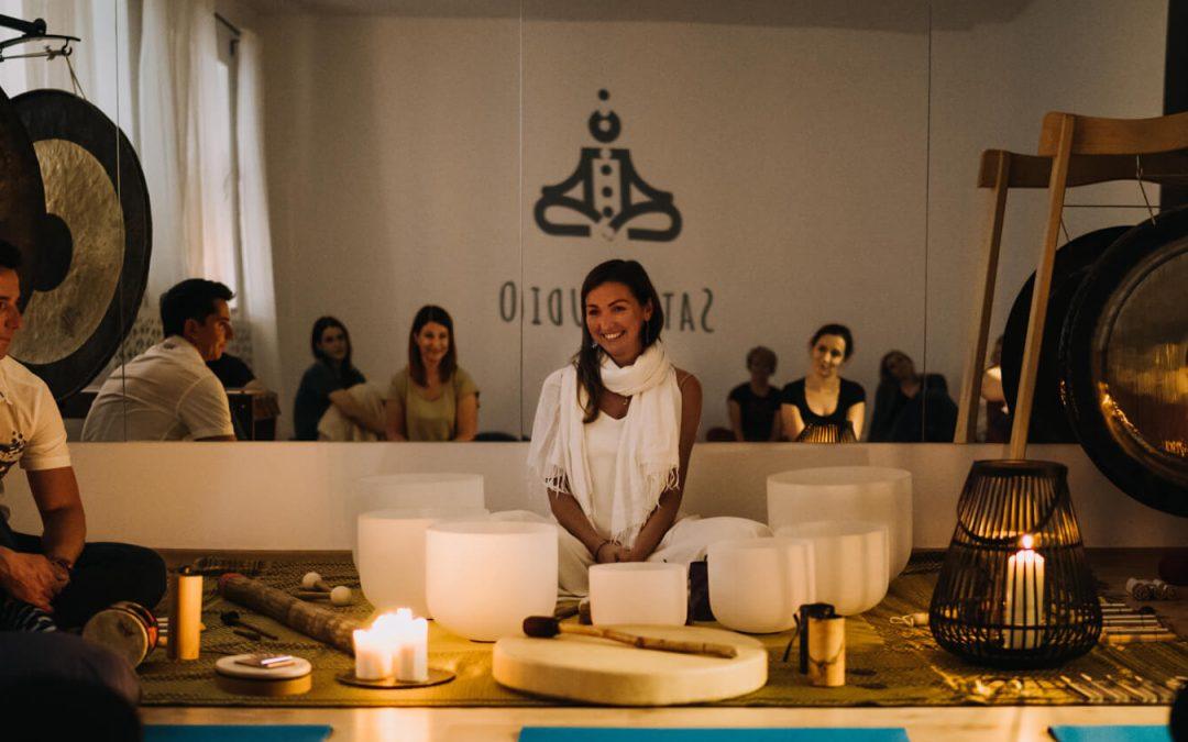 Relaksacyjno-medytacyjne spotkanie z dźwiękami