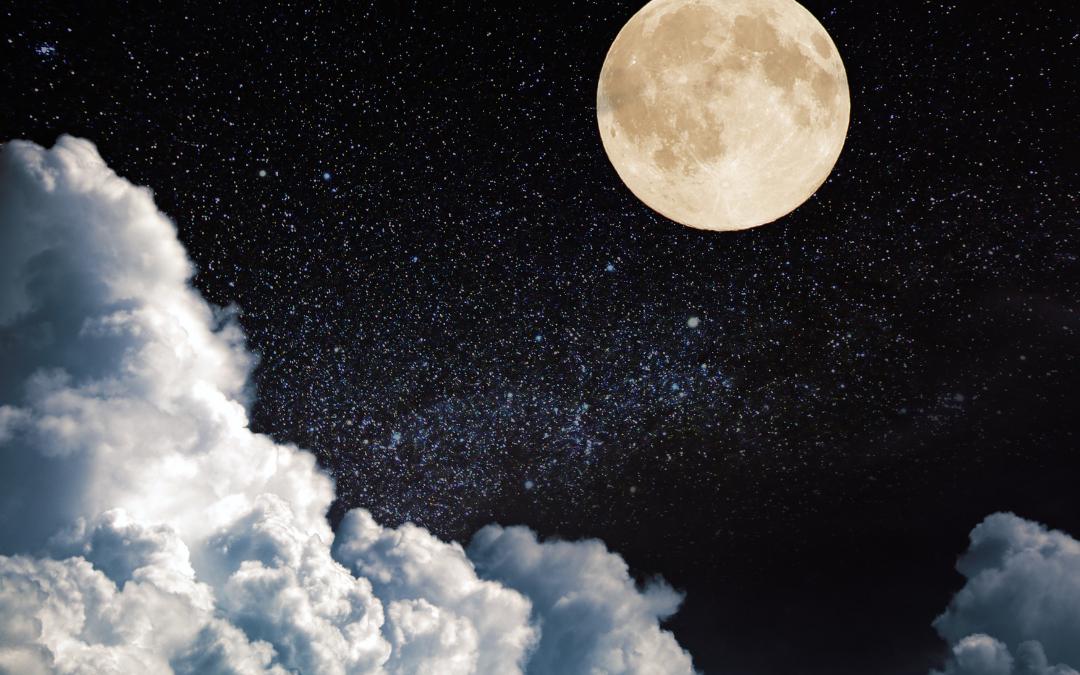 Medytacja na pełnie księżyca połączona z Ceremonią Kakao